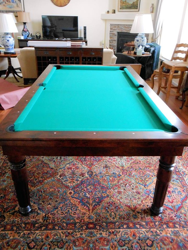 Brook Dining Room Pool Table 3