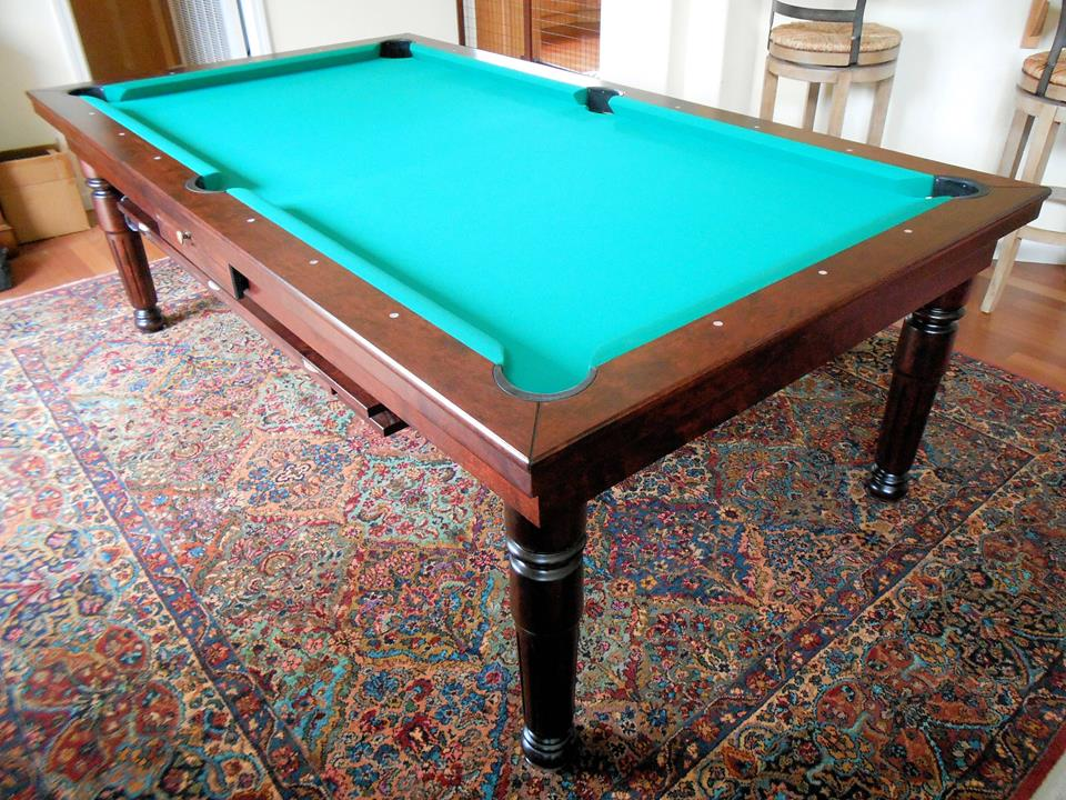Brook Dining Room Pool Table 4