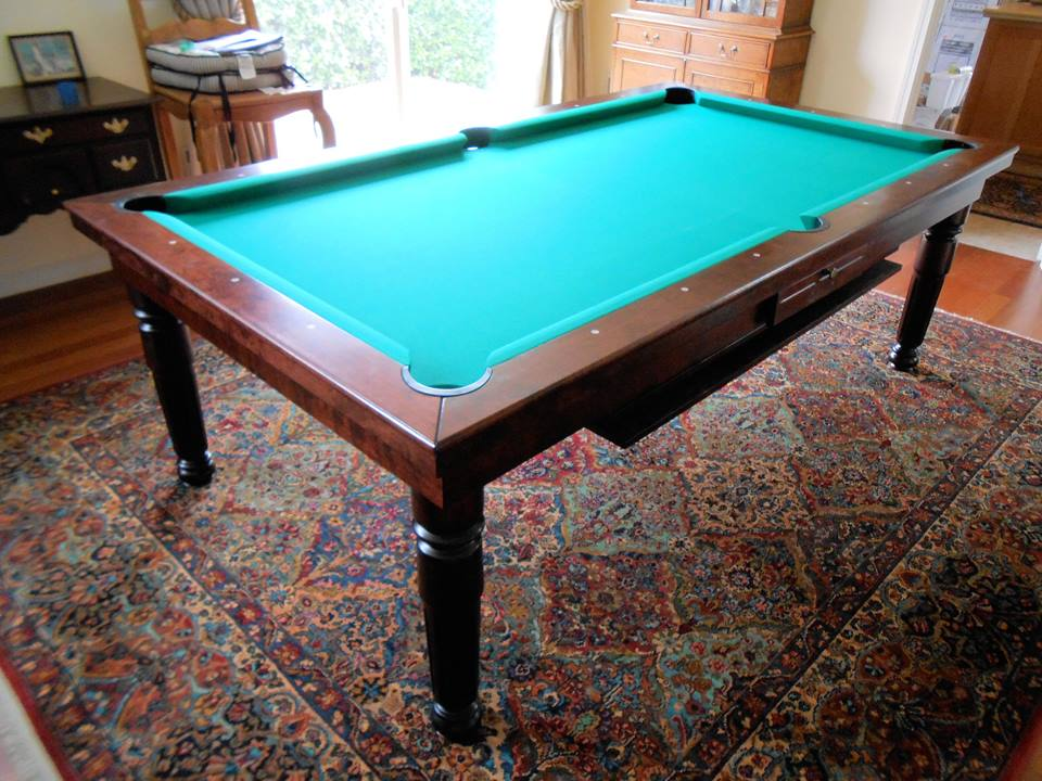 Brook Dining Room Pool Table 6