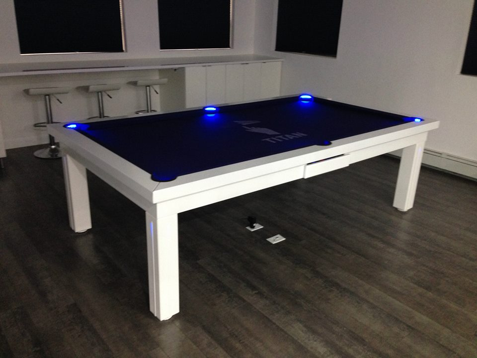 Cloud 9 Dining Room Pool Table 2