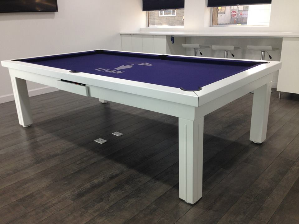 Cloud 9 Dining Room Pool Table 4