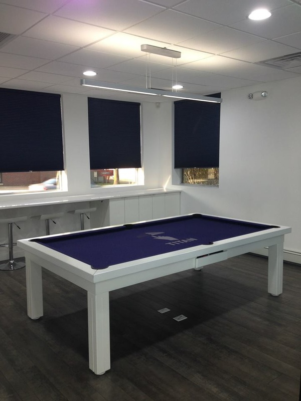 Cloud 9 Dining Room Pool Table 5