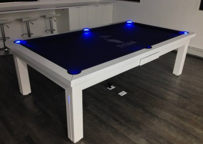 Cloud 9 Dining Room Pool Table 6