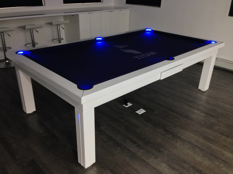 Cloud 9 billiards table Pool dining table