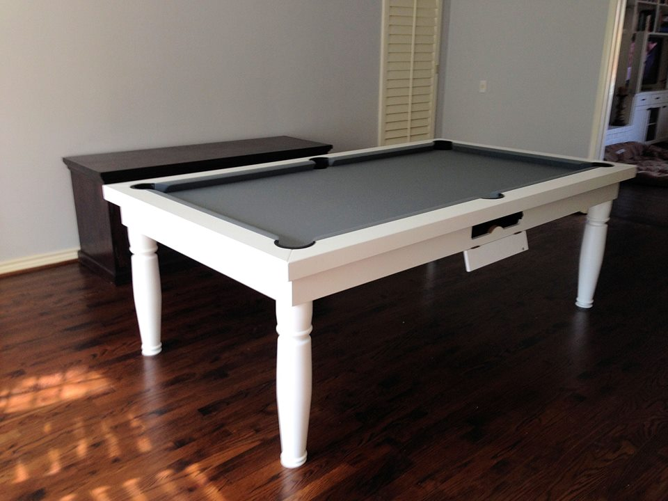 Cloud 9 Dining Room Pool Table