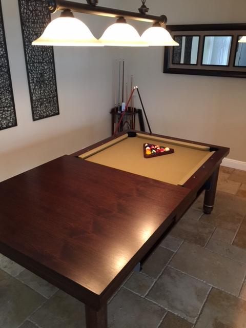 Coddington Dining Room Pool Table 10