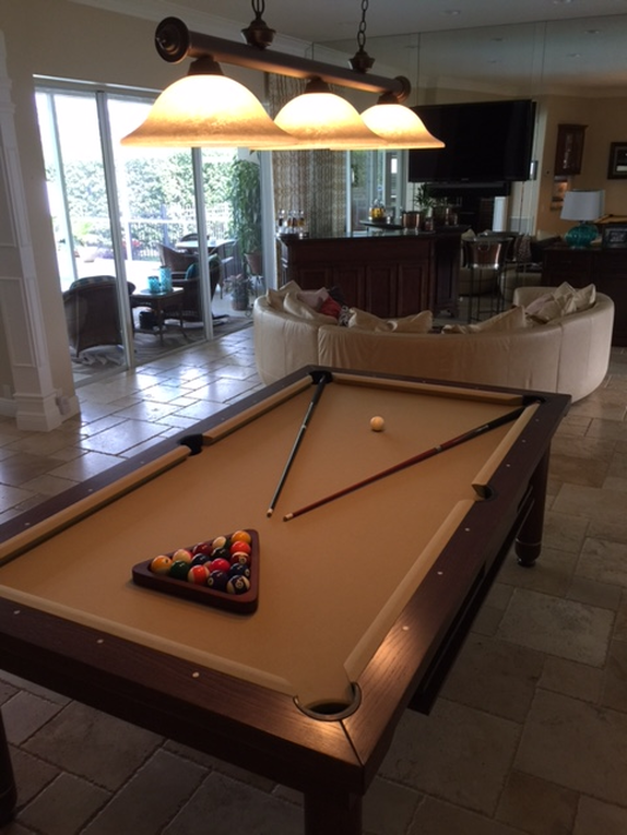 Coddington Dining Room Pool Table 14