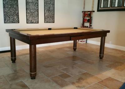 Coddington Dining Room Pool Table