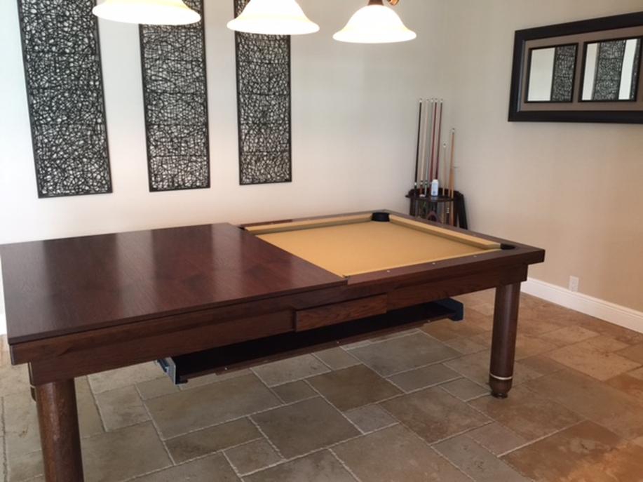 Coddington Dining Room Pool Table 8