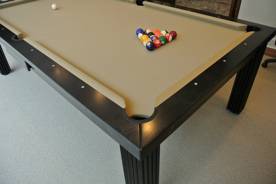 Corporate Dining Room Pool Table 2