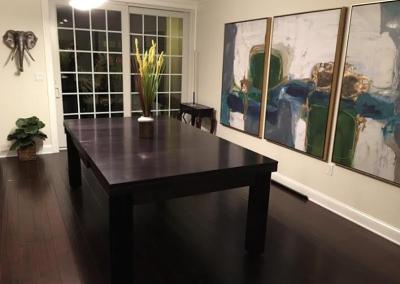 Ellegant Dining Room Pool Table 18