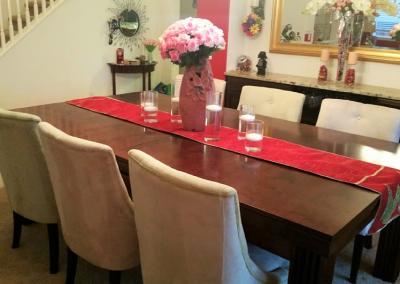 Ellegant Dining Room Pool Table 2