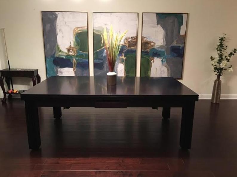 Ellegant Dining Room Pool Table 22