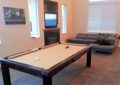 Elvis Dining Room Pool Table 5