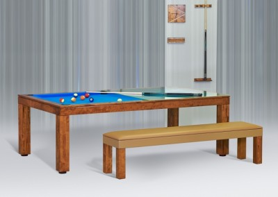 Fabulous Dining Room Pool Table 2