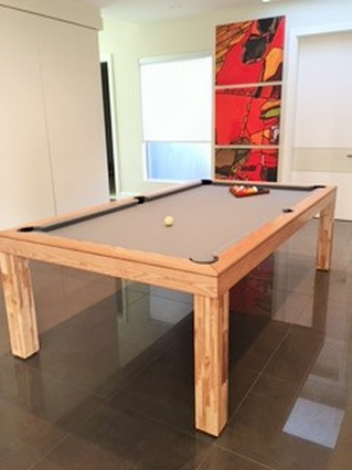 Fabulous Dining Room Pool Table 4