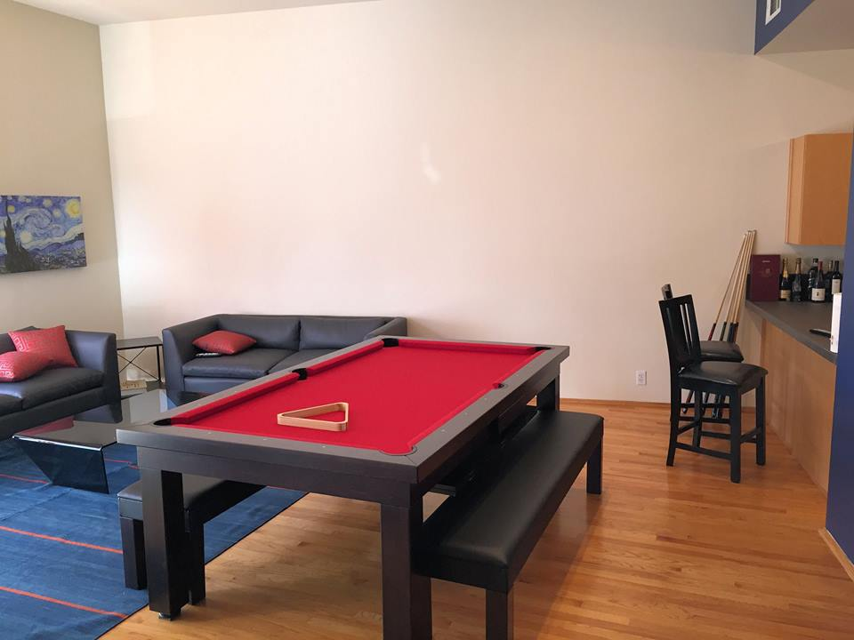 Manhattan Dining Room Pool Table 3