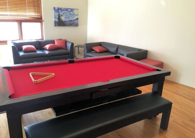 Manhattan Dining Room Pool Table
