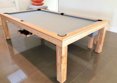 New Yorker Dining Room Convertible Pool Table 7