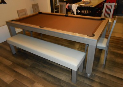 New Yorker Dining Room Convertible Pool Table 9999