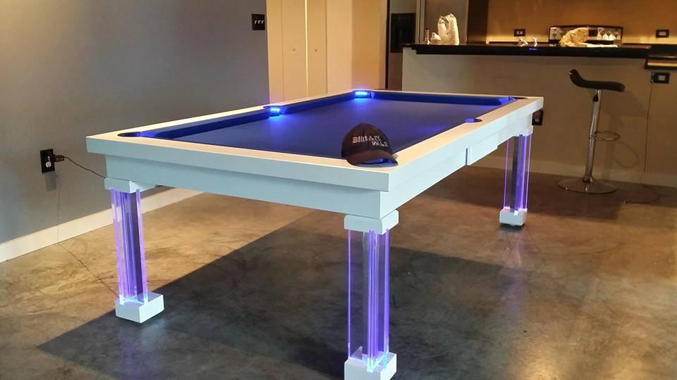 Oasis Dining Room Pool Table 12