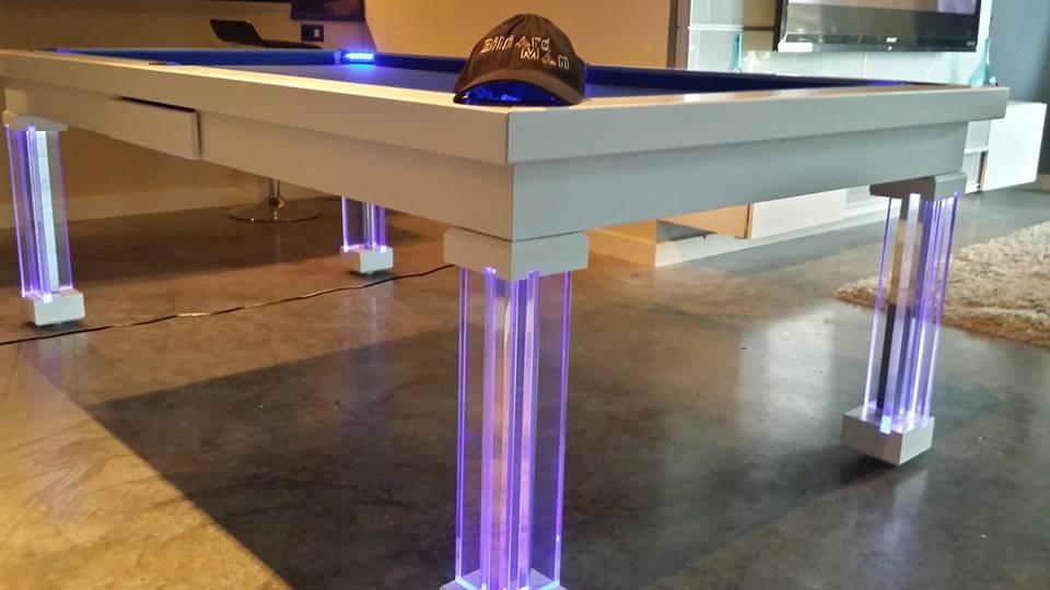 Oasis Dining Room Pool Table 13