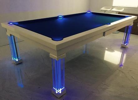 Oasis Dining Room Pool Table 7
