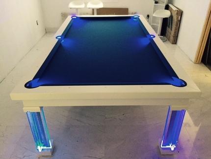 Oasis Dining Room Pool Table 8