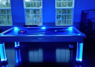 Ocean Dining Room Pool Table 10