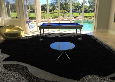 Ocean Dining Room Pool Table 6