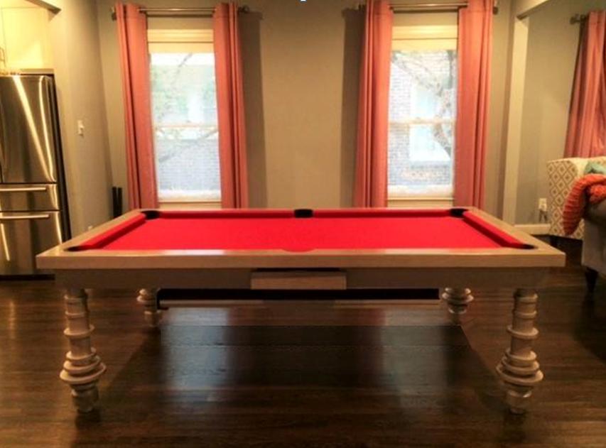 Princess Dining Room Pool Table