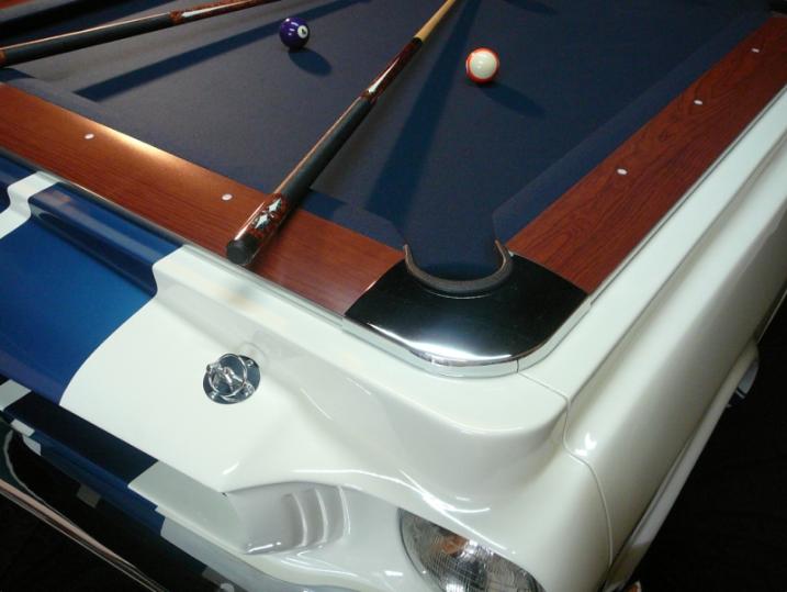 65 Mustang Billiards Table