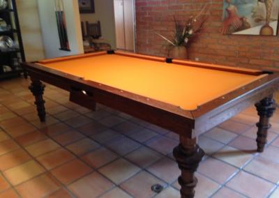 Coddington Dining Room Pool Table 3