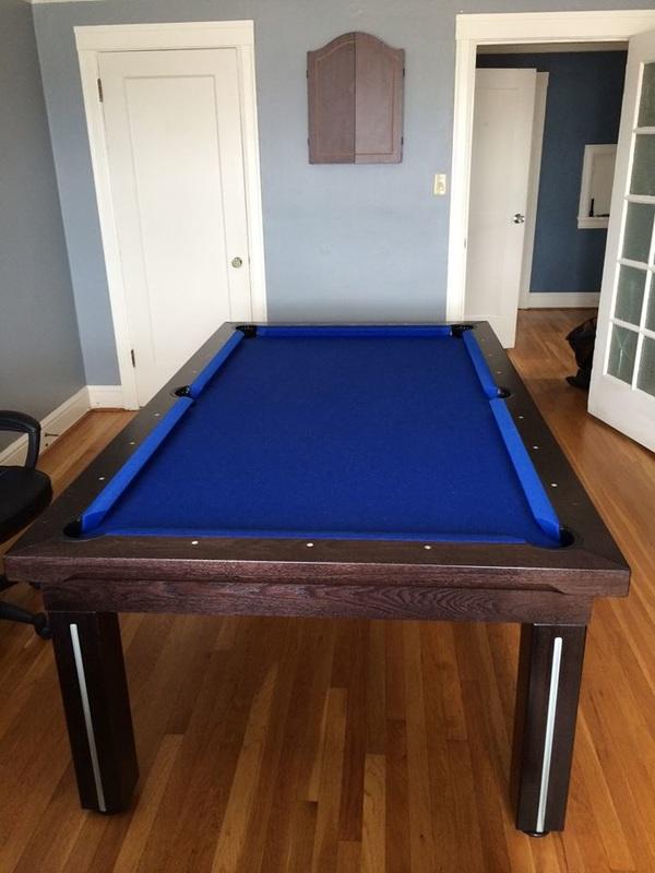 Coddington Dining Room Pool Table 6