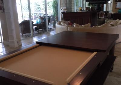 Coddington Dining Room Pool Table 9