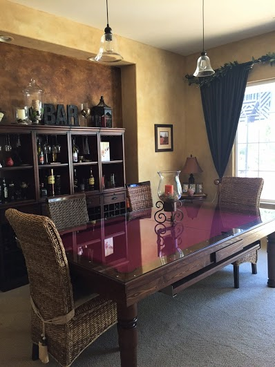 Dining Room Pool Table 4