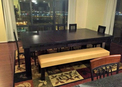 Ellegant Dining Room Pool Table 16