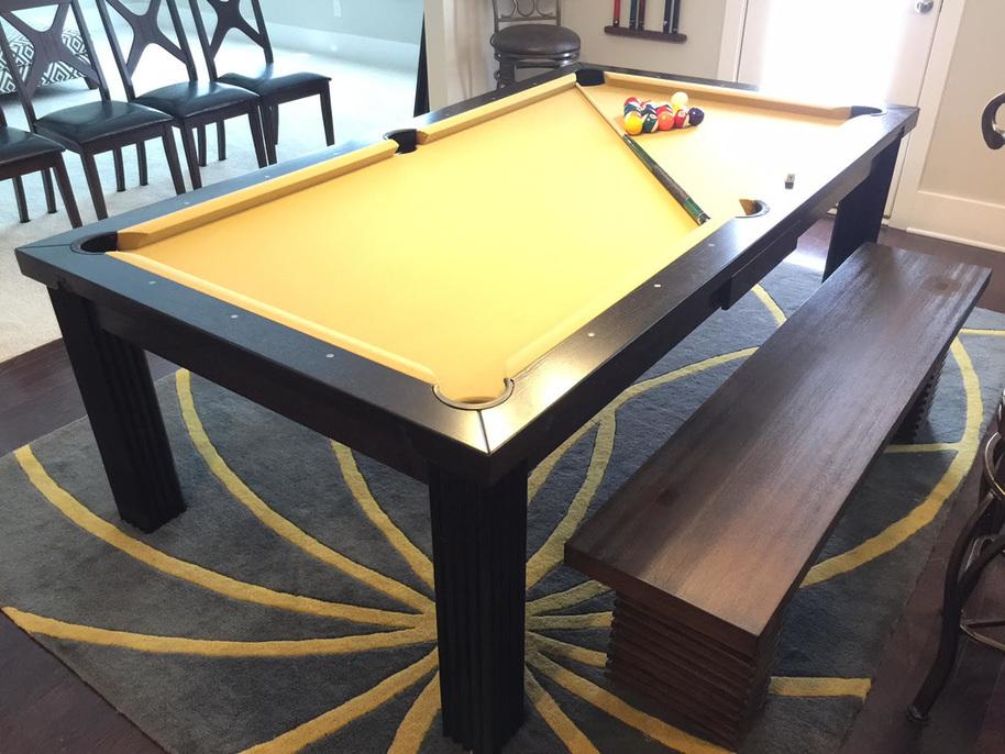 Ellegant Dining Room Pool Table 7