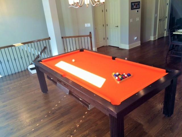 Elvis Dining Room Pool Table