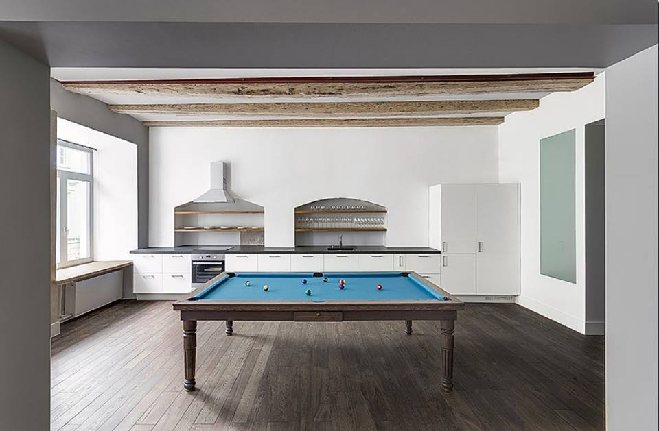 Harlyn Dining Room Pool Table 2