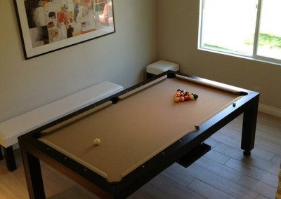 Hollywood Dining Room Pool Table 4