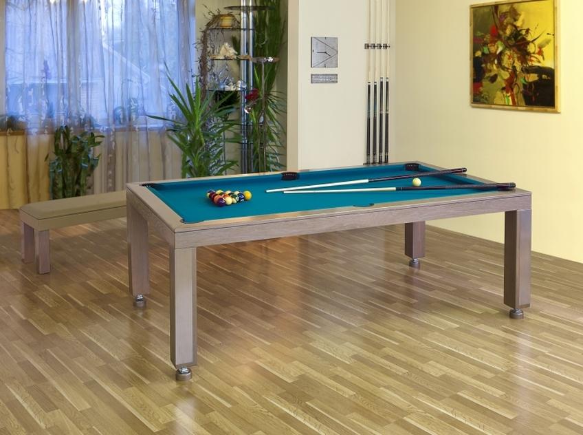 Napoli Dining Room Pool Table 2