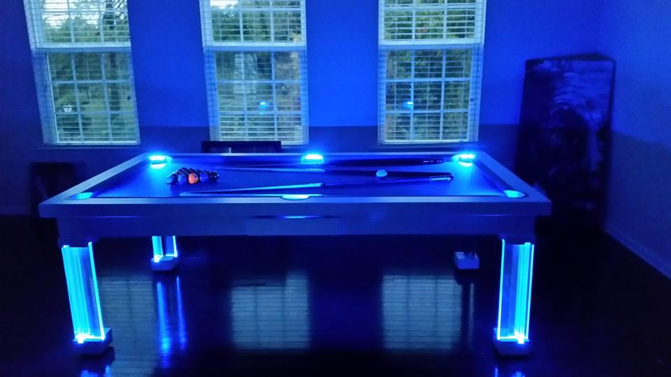 Oasis Dining Room Pool Table 6