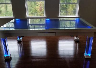 Oasis Dining Room Pool Table 9