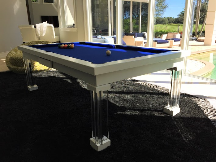 Ocean Dining Room Pool Table 3