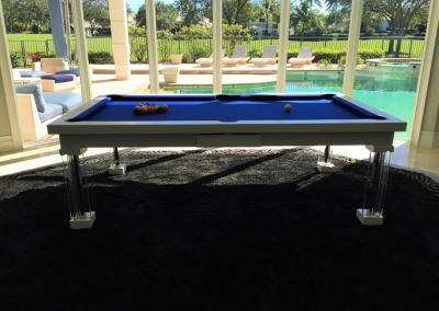 Ocean Dining Room Pool Table 5