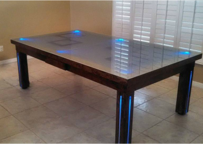 Dining Pool Table Top